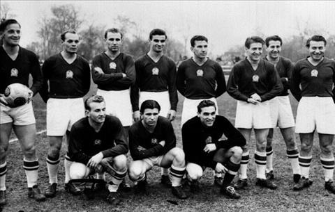 World Cup 1954 Trận chung kết làm thay đổi lịch sử bóng đá Đức hình ảnh