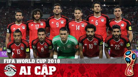 Lịch thi đấu World Cup 2018 của đội tuyển Ai Cập, Lịch thi đấu WC hình ảnh