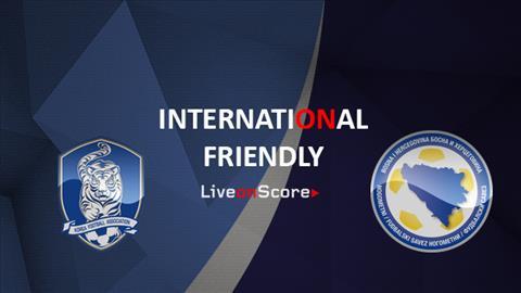 Nhận định Hàn Quốc vs Bosnia 18h00 ngày 16 Giao hữu quốc tế hình ảnh