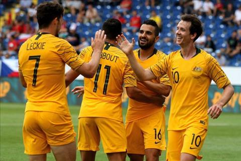 Tong hop: Australia 4-0 Sec (Giao huu quoc te)