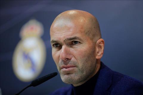HLV Zidane chia tay Real Madrid