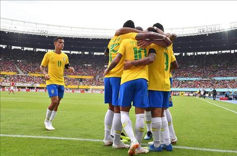 Nhận định Brazil vs Thụy Sĩ (1h ngày 186) Nhẹ nhàng xoay kim hình ảnh