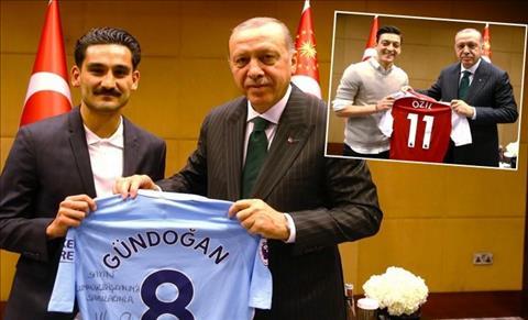 Gundogan lên tiếng về những chỉ trích gặp phải thời gian qua hình ảnh