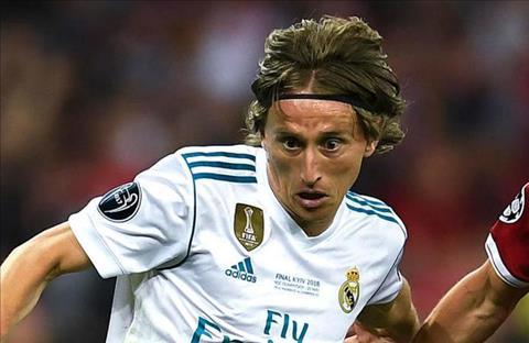 Inter muốn chiêu mộ Modric của Real hình ảnh