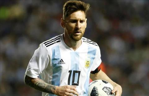 Messi gồng gánh Argentina là vấn đề quen thuộc