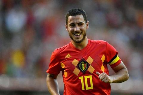 Hazard dự đoán World Cup 2018 Bỉ vs Anh trong trận chung kết hình ảnh