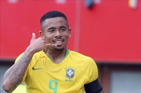 Jesus mo ty so cho Brazil