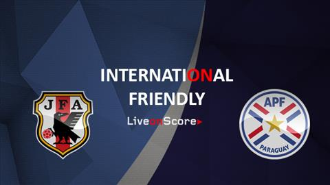 Nhận định Nhật Bản vs Paraguay 20h05 ngày 126 Giao hữu quốc tế hình ảnh