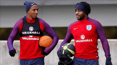 Danny Rose hay Ashley Young cho DT Anh tai World Cup 2018?