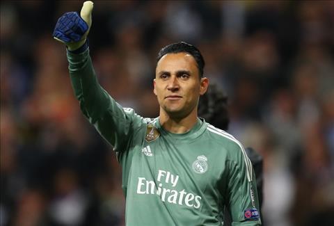 Thibaut Courtois tới Real Madrid, Keylor Navas nói gì hình ảnh 2