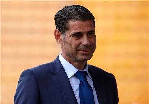 Chính thức Tây Ban Nha bổ nhiệm Fernando Hierro làm HLV tạm quyền hình ảnh