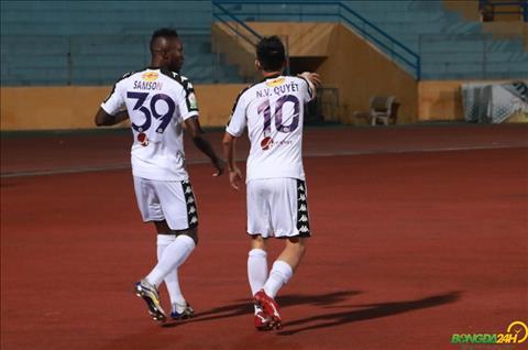 Hà Nội hạ gục Quảng Ninh để vô địch lượt đi V-League 2018 như thế nào hình ảnh 2