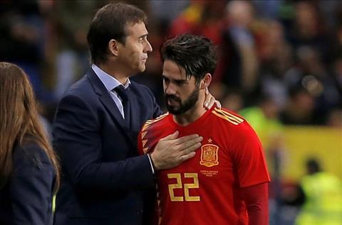 Những lý do khiến ĐT Tây Ban Nha thất bại tại World Cup 2018 hình ảnh