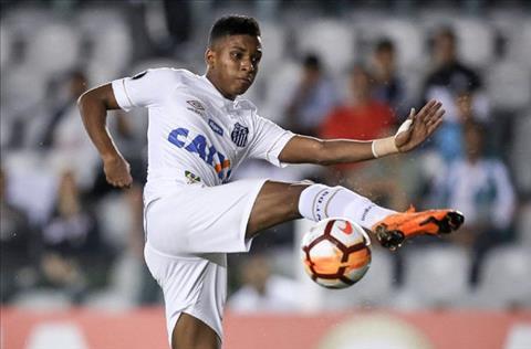 Real sắp mua được Rodrygo của Santos giá 45 triệu Euro hình ảnh