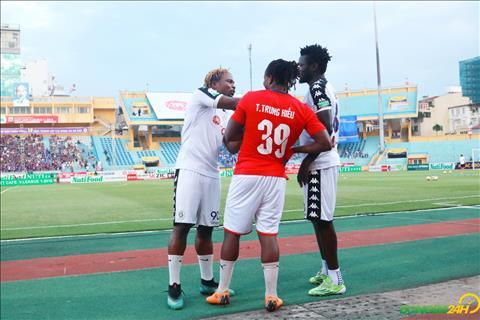 Chùm ảnh Màn chúc mừng sinh nhật tuổi 12 cực ấn tượng của Hà Nội FC hình ảnh 2