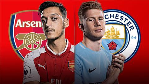 Lịch thi đấu Premier League 201819 Arsenal vs Man City vòng 1 hình ảnh