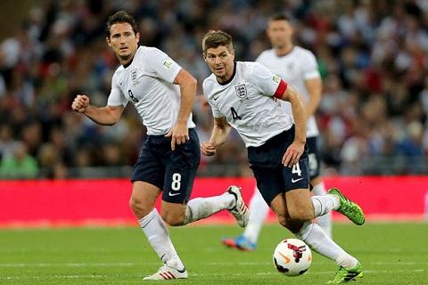 Lampard chia sẻ về Gerrard Chúng tôi là cặp đôi thảm họa hình ảnh