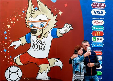 Điểm nhấn, ký ức lịch sử các trận khai mạc World Cup hình ảnh