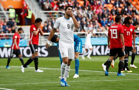 Kết quả Ai Cập vs Uruguay bảng A World Cup 2018 tối qua 156 hình ảnh