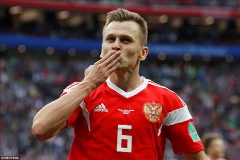 Người hùng ĐT Nga muốn chạm trán đối thủ nào ở vòng knock-out hình ảnh