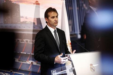 HLV Lopetegui nói về chuyển nhượng Real Madrid 2018 hình ảnh