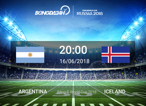 Preview Argentina vs Iceland