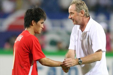 HLV Riedl nói phũ về giấc mơ World Cup của bóng đá Việt hình ảnh