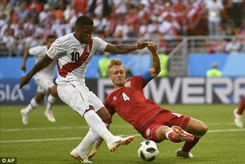 Peru vs Dan Mach