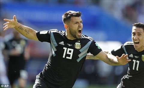 Những điều rút ra sau trận Argentina 1-1 Iceland Khi Messi ném 3 điểm ra đường hình ảnh 2