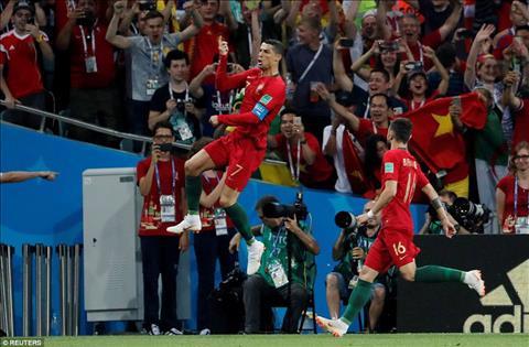 Ronaldo giup BDN co tran hoa 3-3 truoc TBN