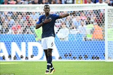 Mourinho chỉ trích Pogba nhạt nhòa trận Pháp 2-1 Australia hình ảnh