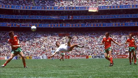 ĐT Mexico và giấc mơ World Cup từ 1986 đến 2018 hình ảnh