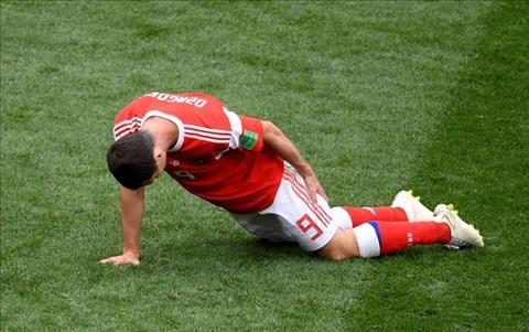 Dính chấn thương gân khoeo, Alan Dzagoev nghỉ hết vòng bảng hình ảnh