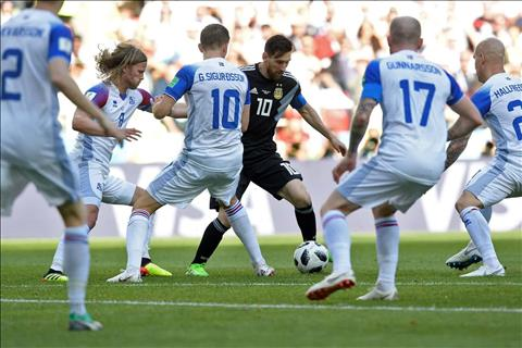 Argentina 1-1 Iceland