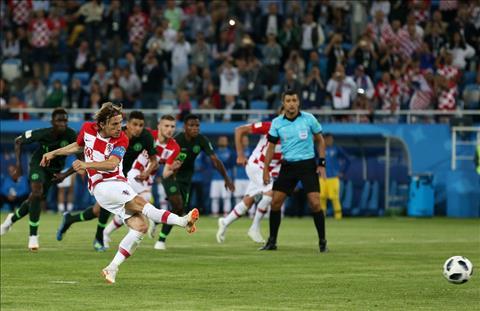 Modric an dinh chien thang cho Croatia