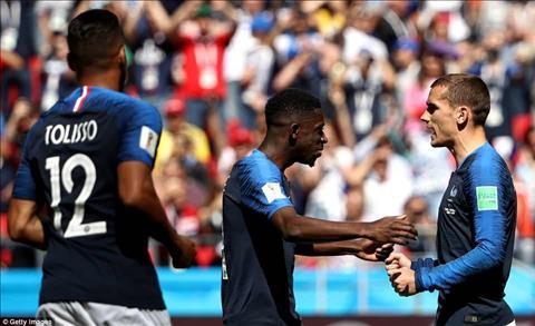 Pháp 2-1 Australia Thắng nhọc và Deschamps cần bớt tham lam hình ảnh