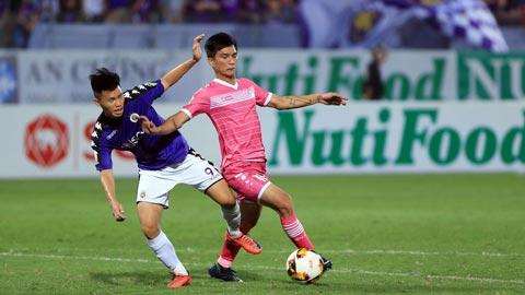 Nhận định Sài Gòn vs Hà Nội 19h00 ngày 176 V-League 2018 hình ảnh