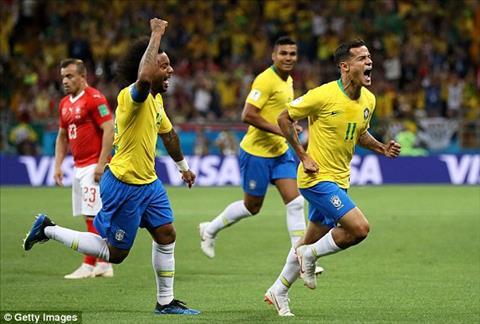 Brazil vs Thuy Sy