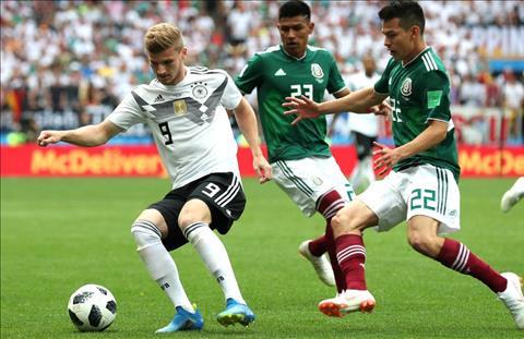 Dư âm Đức 0-1 Mexico Vinh danh những người đàn ông dũng cảm hình ảnh 3