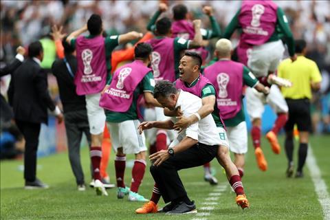 Dư âm Đức 0-1 Mexico Vinh danh những người đàn ông dũng cảm hình ảnh 4