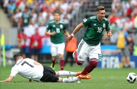 Dư âm Đức vs Mexico Vinh danh những người đàn ông dũng cảm hình ảnh