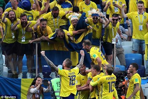 HLV Janne Andersson phát biểu về trận Thụy Điển vs Hàn Quốc hình ảnh