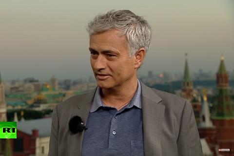 Mourinho noi ve DT Duc sau tran thua soc