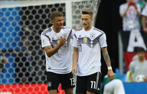 Nhận định Đức vs Thụy Điển bảng F World Cup 2018 hình ảnh