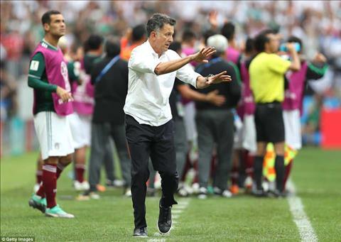 Osorio chỉ trích trọng tài sau trận thắng Hàn Quốc hình ảnh