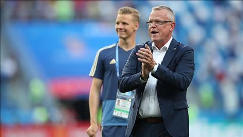 Janne Andersson phat bieu ve tran Thuy Dien vs Han Quoc