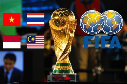 Xuất hiện ý tưởng thành lập đội bóng ĐNÁ tại World Cup 2034 hình ảnh