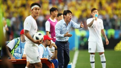 Shin Taeyong phat bieu ve tran Thuy Dien vs Han Quoc