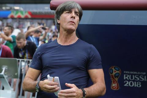 Joachim Low phát biểu trước trận gặp Hàn Quốc