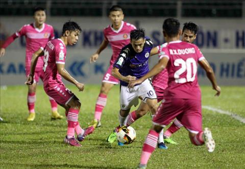 Ha Noi thua dam Sai Gon lieu co lien quan den co che xin - cho von van ton tai o V-League?